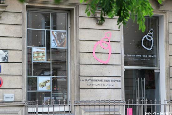 La Pâtisserie des rêves - 111 rue Longchamp - 75016 Paris