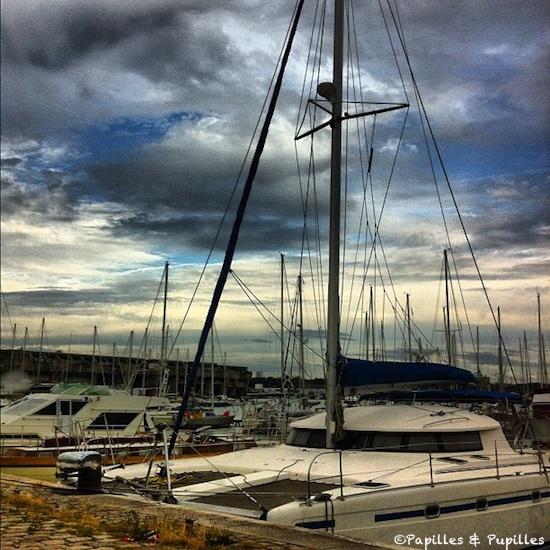 Le bassin à flots - Bordeaux