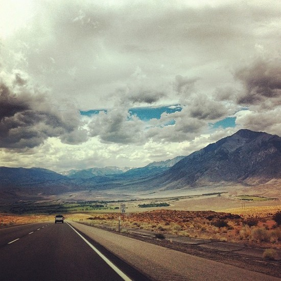 On the Road to the Death Valley
