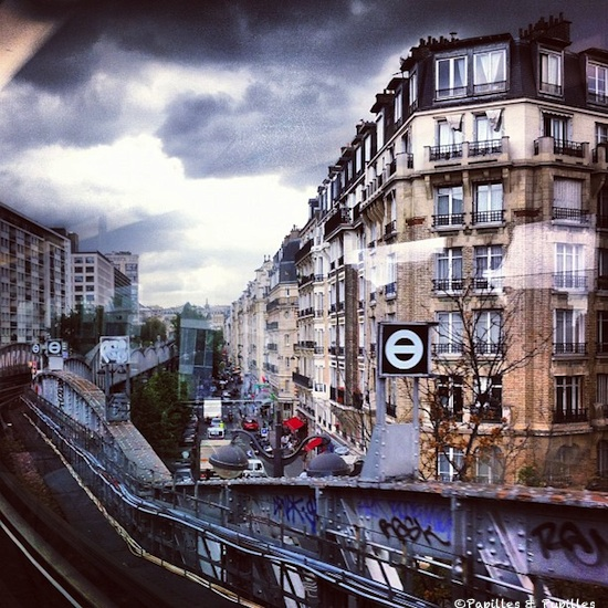 Paris - Métro - Ligne 6