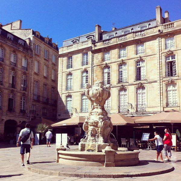 #bordeaux - place du parlement