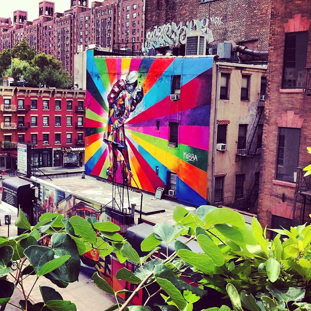 Street Art #newyork