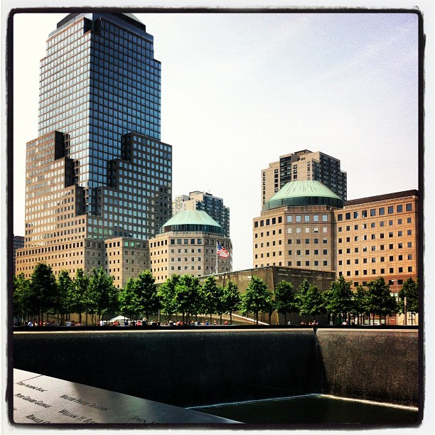 Ground Zero #newyork