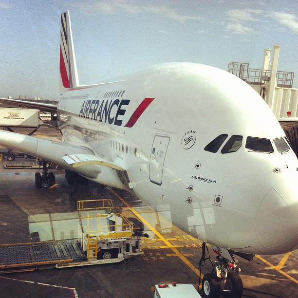 L'A380 est top top ;)