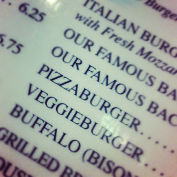 Expectative quand à la pizza burger #bonSangMaisKoikesse