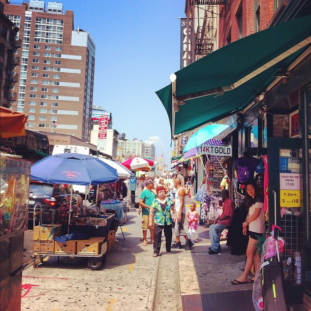Canal Street #newyork