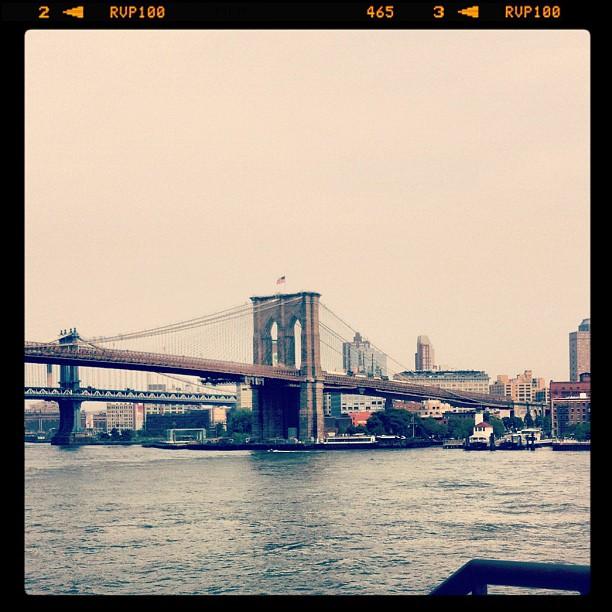 Pont de Brooklyn #newyork