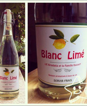 Blanc Limé Jonatha Ducourt