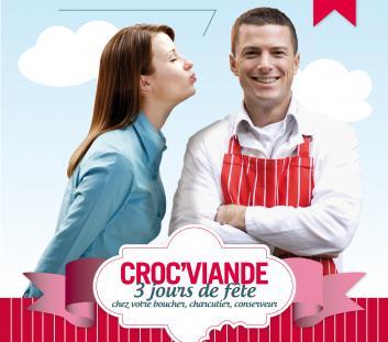 Croc Viande 2012