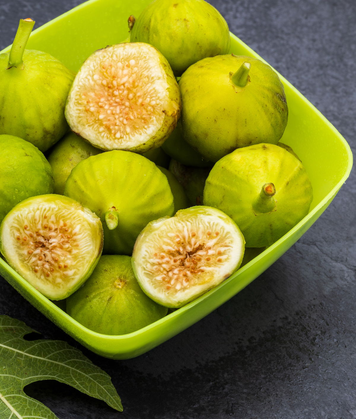 Figues blanches ©PhotoStk shutterstock