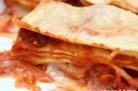 Lasagnes à la bolognese