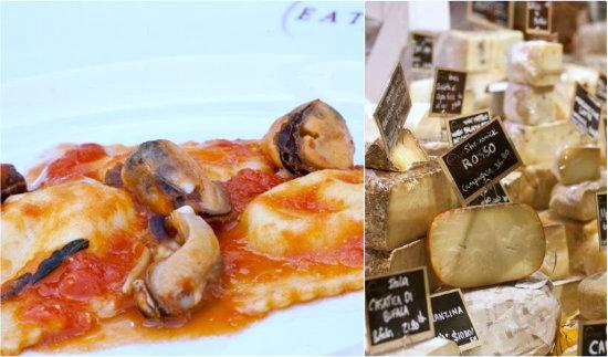 Pâtes et fromages - Eataly