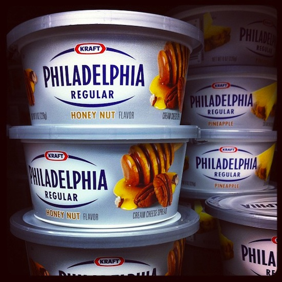 Philadelphia, Miel et noix