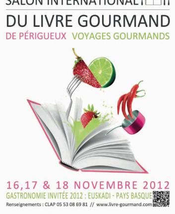 Salon international du livre gourmand de Périgueux