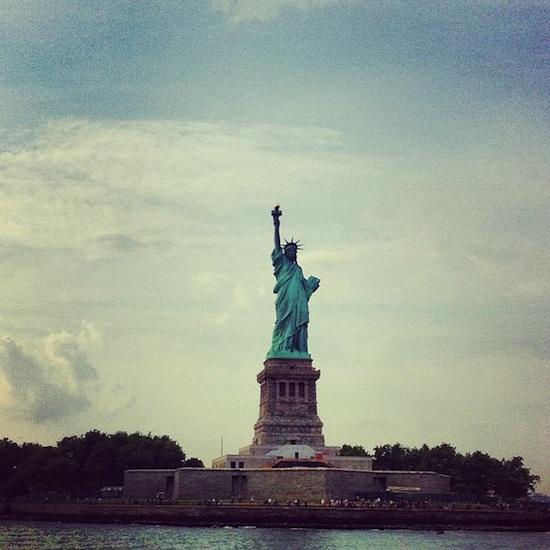 City guide new york que voir new york en quelques jours for Createur statue de la liberte