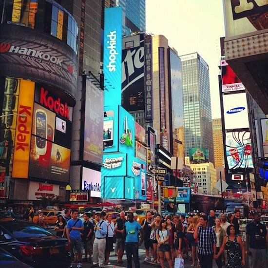 Times Square (de jour)
