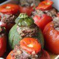 Tomates farcies maison