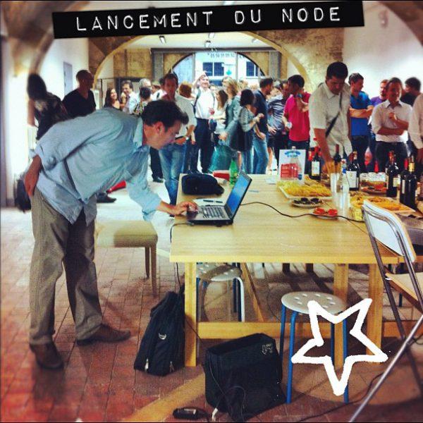 C était hier ! Lancement du Node à Bordeaux #nodebx