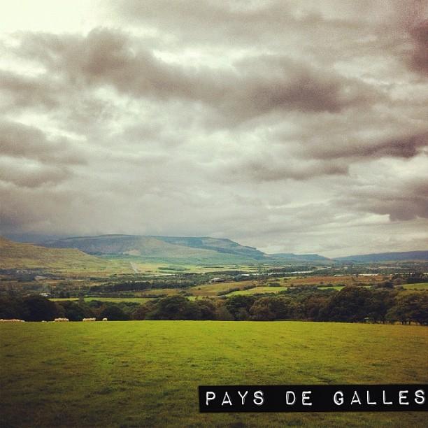 Si vert ! #PaysDeGalles