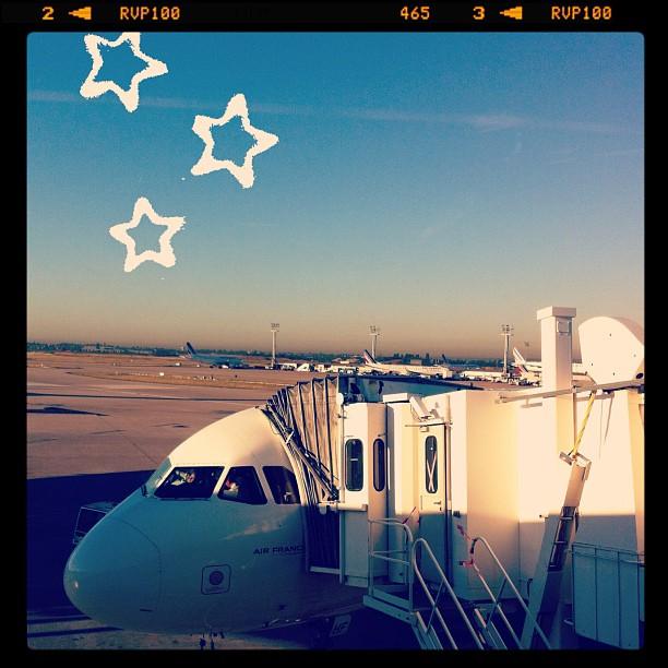 Bye Bye Paris !