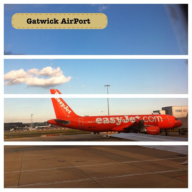 #Gatwick AirPort