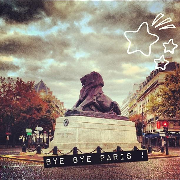Bye bye Paris - omw To Bordeaux