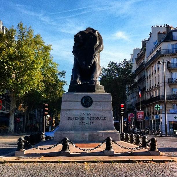 Denfert Rochereau #paris