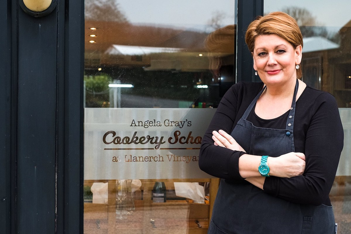 Angela Gray Cookery School