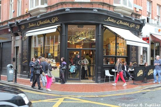 Butlers Chocolate Café - Dublin