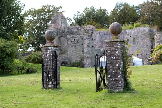 Castle Usk