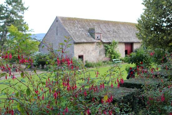 Château de Usk - Pays de Galle