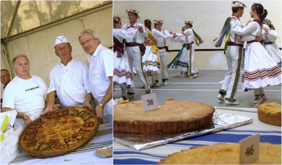 Fête du Gâteau basque à Cambo les Bains