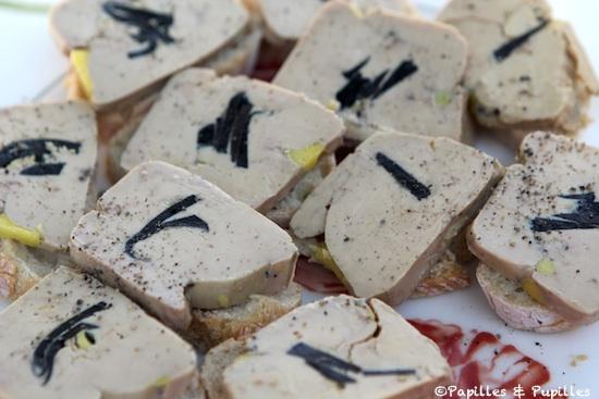 Foie gras Truffé Comtesse du Barry