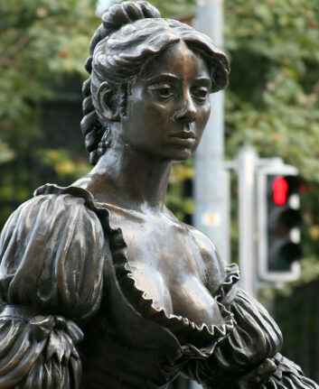 Molly Malone Dublin ©Jim Driscoll CC BY-NC-ND 2.0