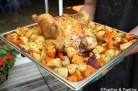 Poulet aux pommes de terre, patates douces et Ximitxurri