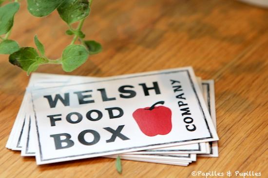 Welsh Food Box