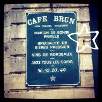 Café Brun #bordeaux Une maison de bonne famille