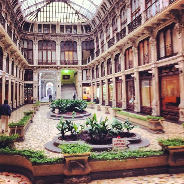 Galeria Via Po, Turin