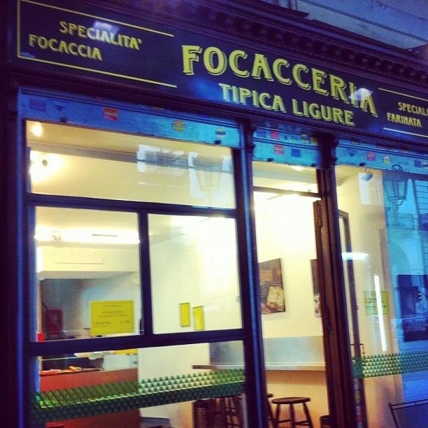 Focacceria - Turin