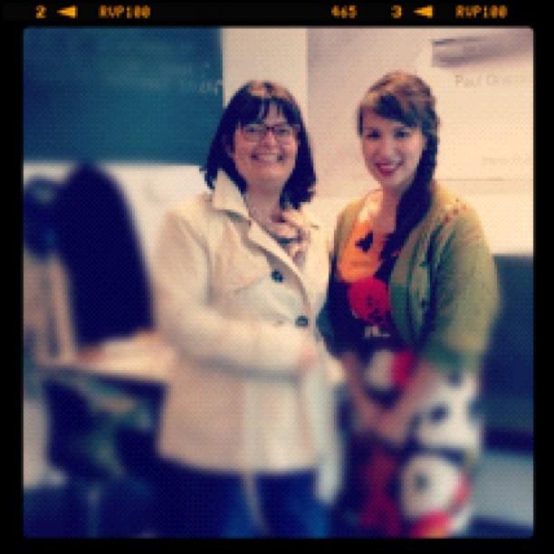 Avec Rachel Khoo (@rkhooks)