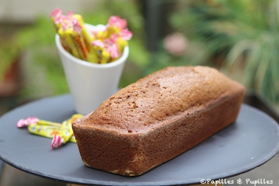 Recette Carambar Cake