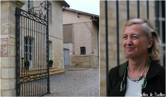 Château Kirwan - Sophie Schyler