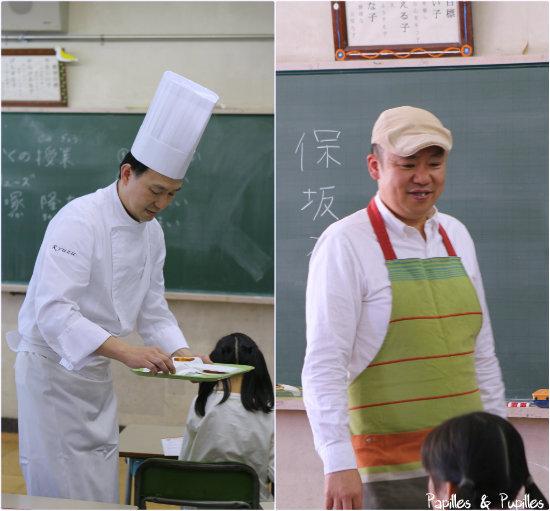 Chef et Boulanger