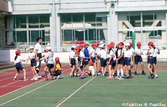 Ecole primaire - Tokyo