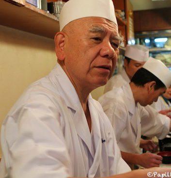 Fabrication des sushis - Daiwa