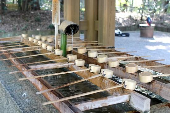 Fontaine Parc Meiji