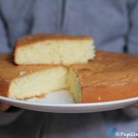 Gâteau au citron - entier
