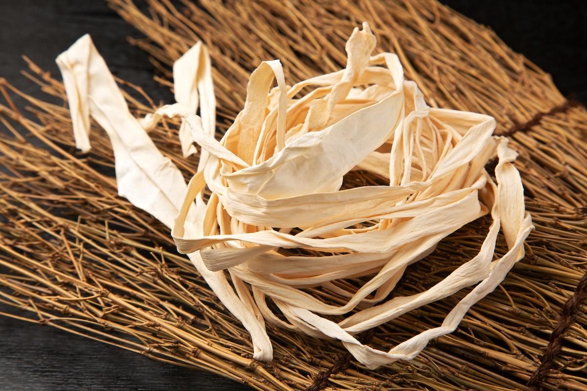 Gourde (kanpyo) ©sasaken shutterstock