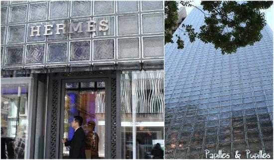 Immeuble Hermes, Tokyo