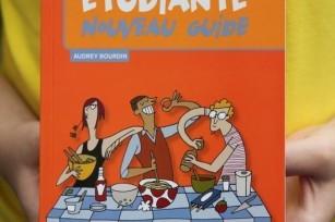 La cuisine étudiante - Audrey Bourdin